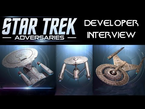 ST: Adversaries Behind the Scenes with Dev. Josh Singer