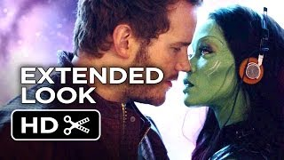 Exclusive Extended Look at Marvel's Guardians of the Galaxy (2014) - Chris Pratt Movie HD - YouTube
