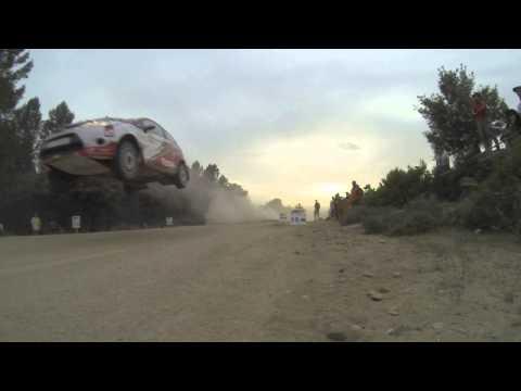 Rally Sardinia 2014 - SS8 Mega Jump