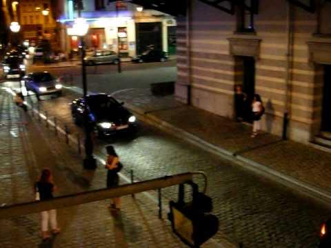 Brussels - Street Prostitution