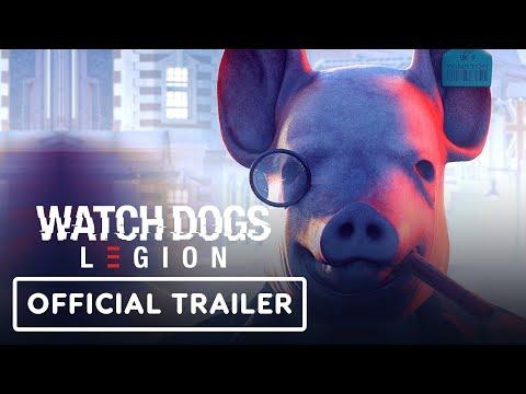 Trailer d'annonce de Watch Dogs Legion
