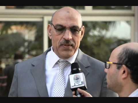 ابراهيم ابوزيد عضو مجلس النقابة العامة عن محكمة الاسكندرية الابتدائية