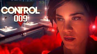 CONTROL • 009: Die Überdame mit der Übernahme
