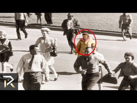 10 unexplained photos