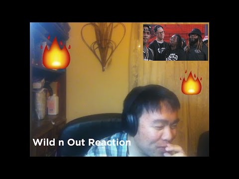 Ta'Rhonda Jones & Lil Bibby Get Roasted By The Gold Squad   Wild 'N Out   #Wildstyle Reaction