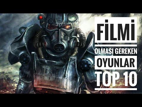 Filmleri olması gereken 10 oyun