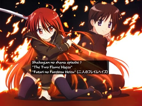 Shakugan no shana episode 7 english subs