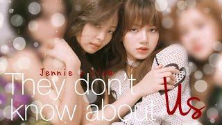 Video They Don't Know About Us || Jenlisa || Blackpink MP3, 3GP, MP4, WEBM, AVI, FLV Oktober 2018