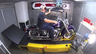 9. DYNO RUN VIDEO: 2014 Harley-Davidson Softail Deluxe