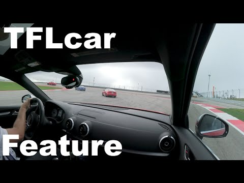 2015 Audi S3 F1 racetrack review: Yes, we drive & review the COTA racetrack