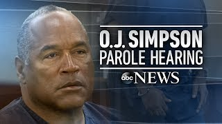 The former football star makes his case for early release to the Nevada Board of Parole Commissioners and they announce the verdict.SUBSCRIBE to ABC NEWS: https://www.youtube.com/ABCNews/Watch More on http://abcnews.go.com/LIKE ABC News on FACEBOOKhttps://www.facebook.com/abcnewsFOLLOW ABC News on TWITTER:https://twitter.com/abcGOOD MORNING AMERICA'S HOMEPAGE:https://gma.yahoo.com/