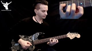 SGL : Warm-Up Exercise 5 - Motoriek en coördinatie oefeningen op gitaar (Gitaarles WU-005)