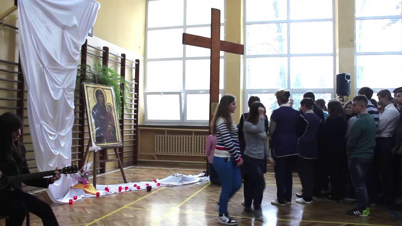 Relacja z peregrynacji symboli ŚDM i nominacja do modlitwy