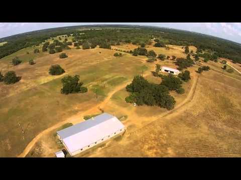 Living Waters Ranch - San Marcos River Waterfront with Luxury Barn