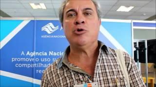 Entrevistas com Lupercio Ziroldo Antônio – Governador do Conselho Mundial da Água no XVIII ENCOB