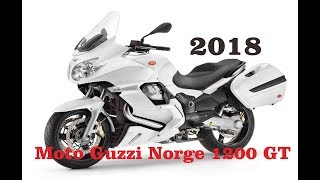 8. 2018 The Moto Guzzi Norge 1200 GT Not Bad For A Budget Tourer - Broom Car