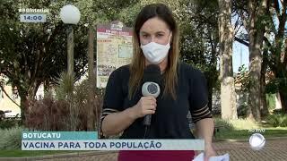 Botucatu terá vacinação em massa contra Covid com vacina AstraZeneca