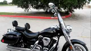 6. 2005 Yamaha Road Star Midnight Star For Sale