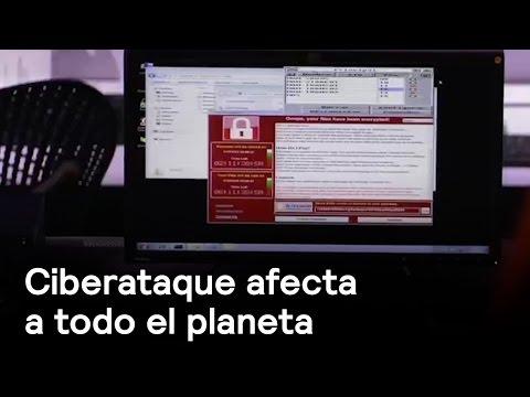Video Ransomware ataca computadoras del mundo - Ransomware - En Punto con Denise Maerker download in MP3, 3GP, MP4, WEBM, AVI, FLV January 2017