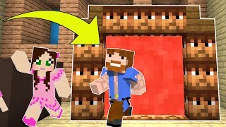 Minecraft: HOW TO ENTER CHUCK NORRIS DIMENSION!!! - Custom Map