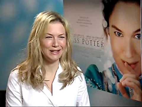 Miss Potter - Renee Zellweger, Ewan McGregor interviews