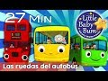 Download Lagu Las ruedas del autobús - Todas las versiones | Canciones infantiles | LittleBabyBum Mp3 Free