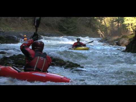 Advanced Kayak Instruction - Wet Planet Whitewater