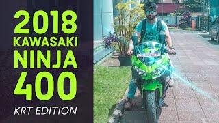 5. 2018 Kawasaki Ninja 400 | KRT Edition | Real World Test