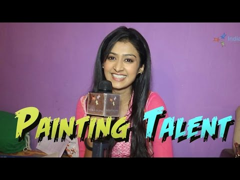 Farnaaz Shetty talks about her love for painting