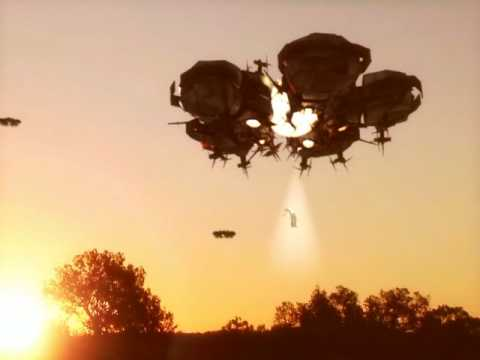 UFO Alien Abduction – Greys vs Reptilians (CG)