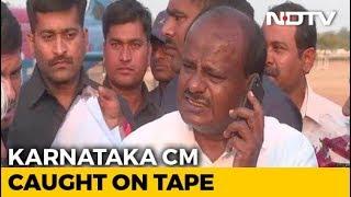 """Kill Mercilessly"": Karnataka Chief Minister's Order Caught On Tape"