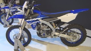 9. Yamaha WR250F (2019) Exterior and Interior