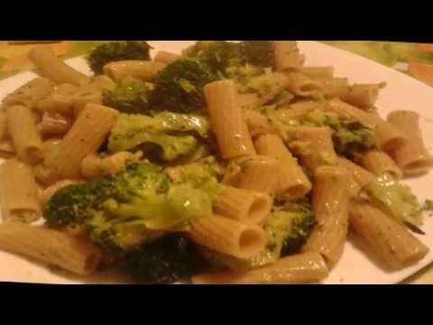 pasta con i broccoli siciliani - la videoricetta