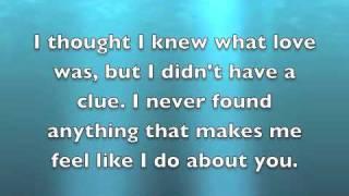 You - Chris Young {w/ lyrics}