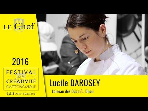 FCG 2016 édition sucrée : Lucile Darosey