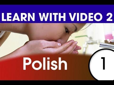 Über den Alltag sprechen - Polnische Vokabeln