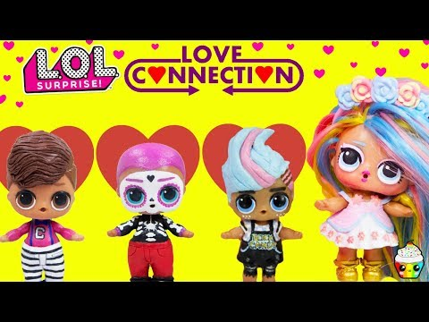 LOL Love Connection EPISODE 3 All New DIY LOL Boys and Girls