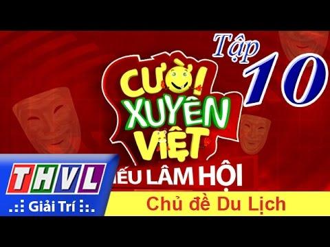 Cười xuyên Việt Tập 10: Chung kết xếp hạng