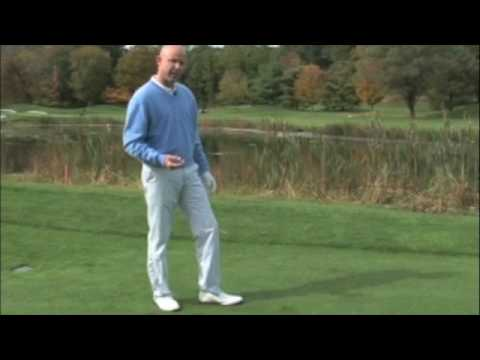 Rob Labritz: PGA Professional golfer and instructor gives tips on how to properly Drop the Ball