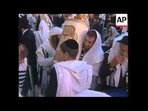 Prayers on Jewish holiday of Sukkoth