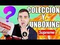 UNBOXING SUPREME / COLECCIÓN y Zapatillas