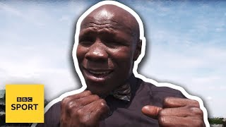 Former boxer Chris Eubank visits Wimbledon and gives BBC Sport one of the most bizarre interviews we've ever seen.Subscribe to the official BBC Sport YouTube channel now so you never miss out on our best videos, while over at bbc.co.uk/sport you can get all the best live sport, highlights and the latest news.Please subscribe HERE http://bit.ly/1sFodyu BBC Sport: http://www.bbc.co.uk/sport Facebook: https://www.facebook.com/BBCSport/ Twitter: https://twitter.com/BBCSport Instagram: https://www.instagram.com/bbcsport/
