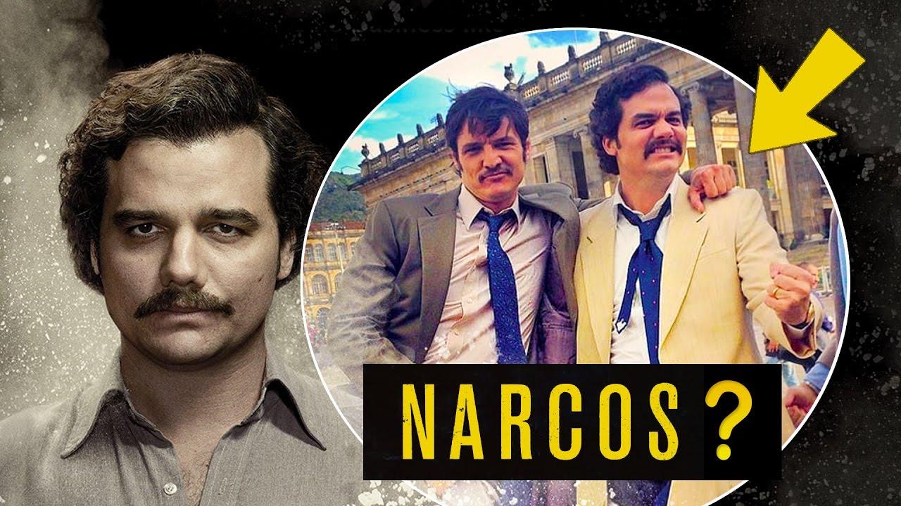 10 mentiras que contaram em Narcos