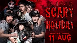 Nonton 11 12 13 Scary Holiday Official Trailer  In Cinemas 11 August  Film Subtitle Indonesia Streaming Movie Download