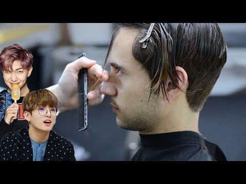 Men's Haircut Trends 2017 + Hairstyle | Korean Style Haircut | Ruben Ramos