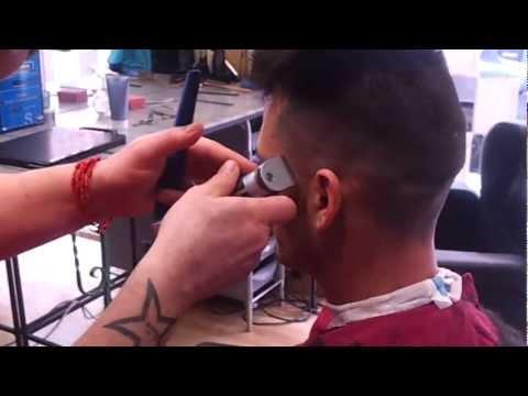 Como cortar el cabello en 10 min/how make haircut