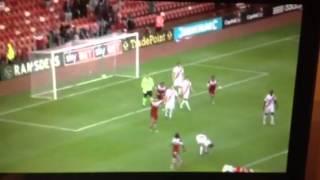 Middlesbrough VS Blackpool Highlights