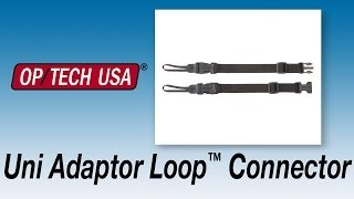 Uni Adaptor Loop - OP/TECH USA System Connectors