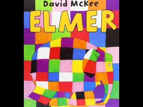 Elmer - The Patchwork Elephant | Children's Books | Read Aloud