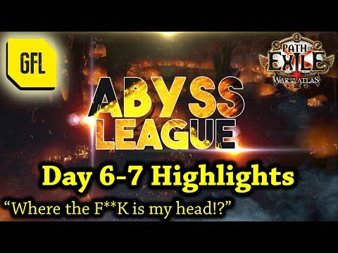 Path of Exile 3.1: War for the Atlas DAY #6-7 Highlights \